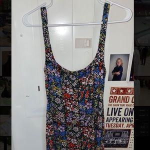 UO Floral Mini Dress